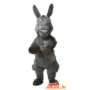 Mascotte de L'âne, célèbre âne du dessin animé Shrek