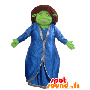 Mascotte de Fiona, célèbre compagne de Shrek
