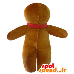 Ti mascote biscoito, famoso pão de gengibre em Shrek - MASFR23410 - Shrek Mascotes