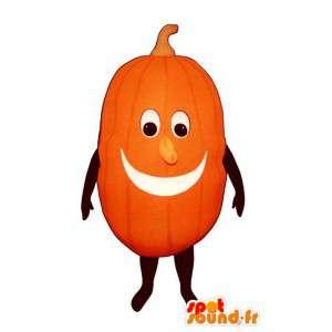 Zucca mascotte. Pumpkin Costume
