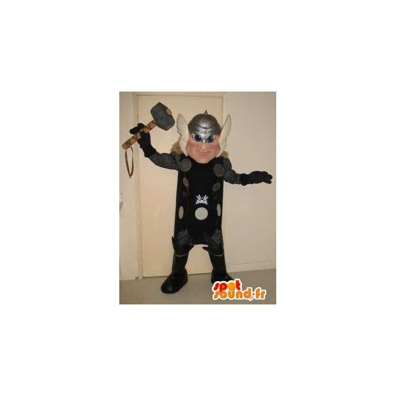 Mascot Thor, God of thunder viking - MASFR001622 - Mascots of soldiers