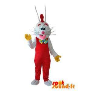 Pixie kissa perässä - tonttu kissa puku