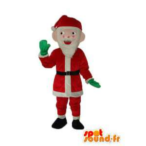 Santa maskot - Santa kostým