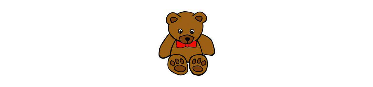 Mascotte d'ours