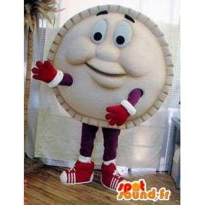 Adult Costume - pie - MASFR005437 - Fast food mascots