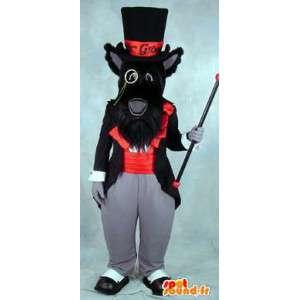 Hunde-Maskottchen Kostüm versandkostenfrei - MASFR005439 - Hund-Maskottchen