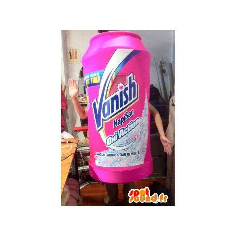 Mascot omsorg produkt. rosa dress - MASFR005553 - Maskoter gjenstander