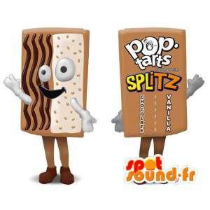 Mascot Kuchen Pop Torten.Kostüm Pop Torten - MASFR005771 - Maskottchen von Backwaren