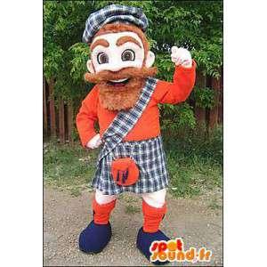 Scottish-Maskottchen.Scottish Kostüm - MASFR005967 - Menschliche Maskottchen