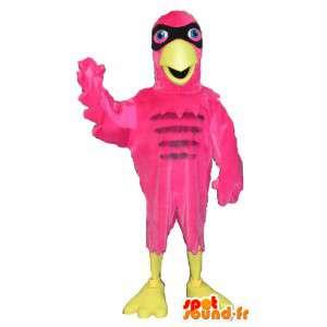 Flamingo Mascot. Różowy kostium ptaka - MASFR006076 - ptaki Mascot