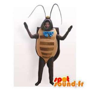 Besouro mascote barata. Costume inseto - MASFR006133 - mascotes Insect