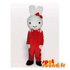 White Rabbit maskotti...