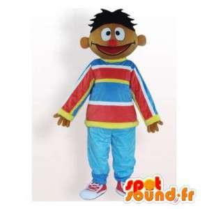 マペット人形のマスコット