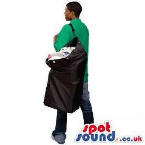 μεγάλη τσάντα μεταφοράς για τις μασκότ - Μεταφορές - ACC0011 - Accessoires de mascottes