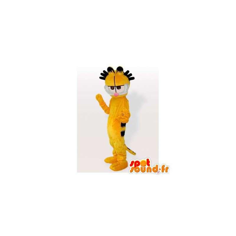 Mascotte de Garfield, célèbre chat orange et noir - MASFR006389 - Mascottes Garfield