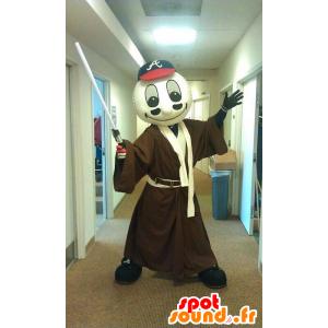 Baseball mascot dressed in star wars - MASFR20351 - Sports mascot