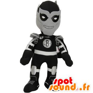 Superheld mascotte, grillige karakter