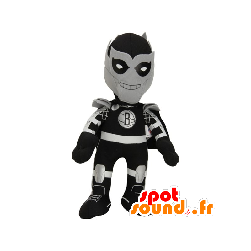 Mascotte de super-héros, de personnage fantaisiste - MASFR20490 - Mascotte de super-héros