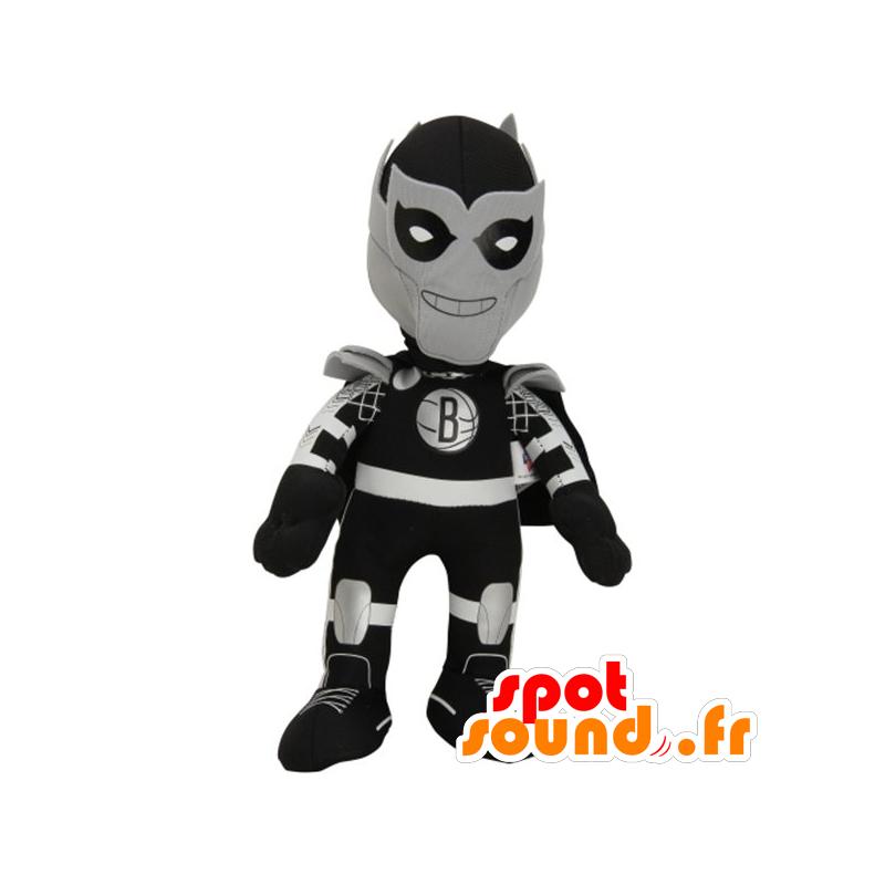 Superheld mascotte, grillige karakter - MASFR20490 - superheld mascotte
