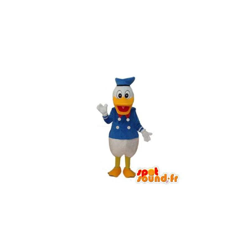 Mascot of the famous Donald Duck. Duck Costume - MASFR006426 - Donald Duck mascots