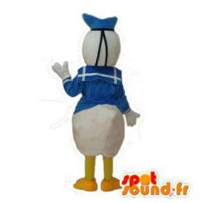 Mascotte du célèbre Donald Duck. Déguisement de canard - MASFR006426 - Mascottes Donald Duck