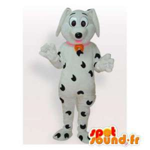 Dalmatian dog mascot. Dalmatian costume - MASFR006444 - Dog mascots