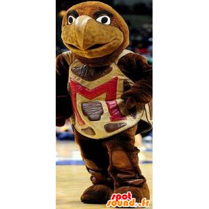Brown y amarillo, mascota tortuga gigante - MASFR21468 - Tortuga de mascotas