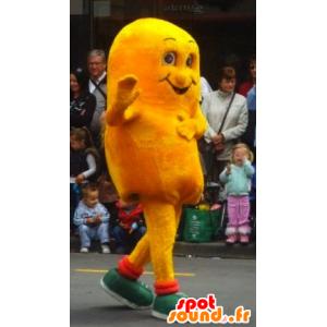 Yellow guy mascot, giant potato - MASFR21658 - Mascots unclassified