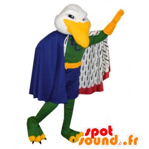 Maskotka mewa, kolorowy ptak z przylądka - MASFR21702 - ptaki Mascot