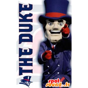 Duke maskotti, liikemies, poliitikko - MASFR21993 - Mascottes Homme