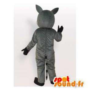 Raccoon mascot. Raccoon Costume - MASFR006488 - Mascots of pups
