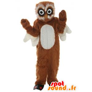 Giant grijze kat mascotte, hockey outfit - MASFR22378 - Niet-ingedeelde Mascottes