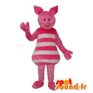Piglet mascot, famous pig, a friend of Winnie the Pooh