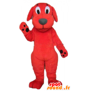 Mascot Clifford, gigante do...