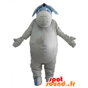 Mascotte de Bourriquet, célèbre âne de Winnie l'Ourson - MASFR23010 - Mascottes Winnie l'ourson