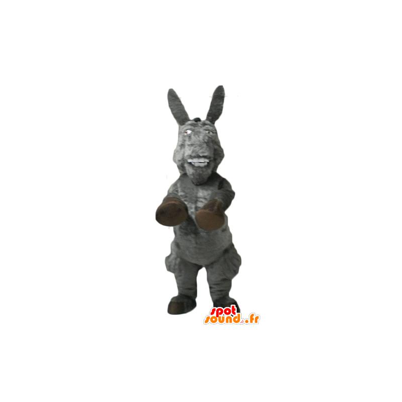 Μασκότ γάιδαρο, γάιδαρο διάσημο καρτούν Shrek - MASFR23130 - Σρεκ Μασκότ
