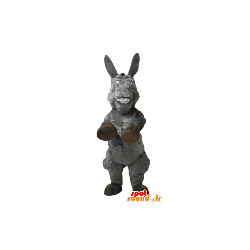 Maskotka osioł, osioł słynnej kreskówki Shrek - MASFR23130 - Shrek Maskotki