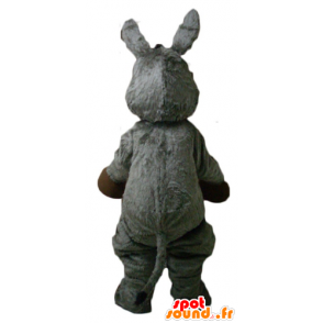 Der Esel Maskottchen berühmten Esel-Cartoon Shrek - MASFR23130 - Maskottchen Shrek