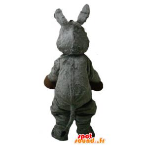 Mascotte de L'âne, célèbre âne du dessin animé Shrek - MASFR23130 - Mascottes Shrek