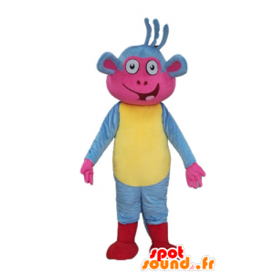 Boots mascotte, la famosa scimmia Dora the Explorer - MASFR23335 - Diego e Dora mascotte