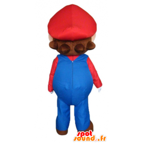 Mascot Mario, the famous video game character - MASFR23344 - Mascots Mario
