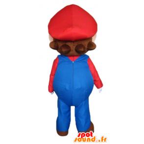 Mascotte de Mario, célèbre personnage de jeu vidéo - MASFR23344 - Mascottes Mario