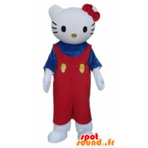 Mascotte d'Hello Kitty, célèbre chat de dessin animé - MASFR23354 - Mascottes Hello Kitty