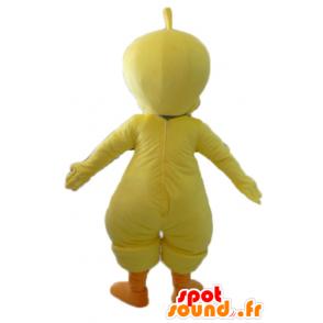 Mascot Titi kuuluisa kanariankeltainen Looney Tunes - MASFR23414 - Maskotteja TiTi ja Sylvester