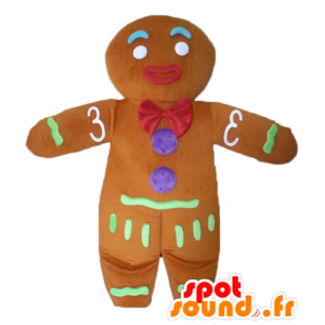 Ti mascota galleta, pan de jengibre famosa en Shrek - MASFR23438 - Mascotas Shrek