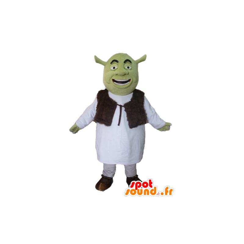 Maskotka Shrek, słynny zielony ogr kreskówki - MASFR23441 - Shrek Maskotki