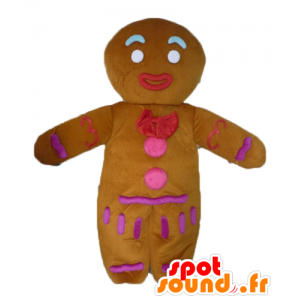 Ti mascota galleta, pan de jengibre famosa en Shrek - MASFR23447 - Mascotas Shrek