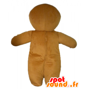 Ti Cookie Maskottchen berühmten Lebkuchen in Shrek - MASFR23447 - Maskottchen Shrek