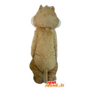Maskot hnědý veverka, Alvin a Chipmunkové - MASFR23461 - maskoti Squirrel