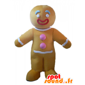 Ti mascota galleta, pan de jengibre famosa en Shrek - MASFR23505 - Mascotas Shrek